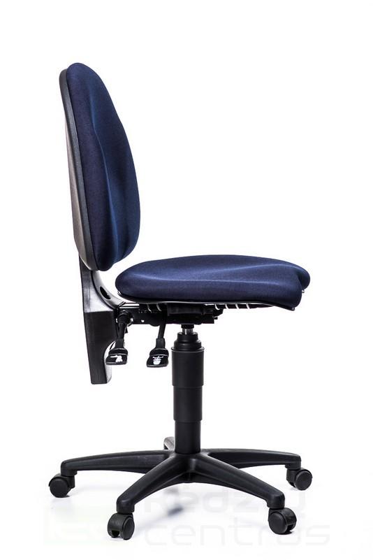 Biuro kėdė POINT 40 – Tamsiai Mėlyna G28-2700
