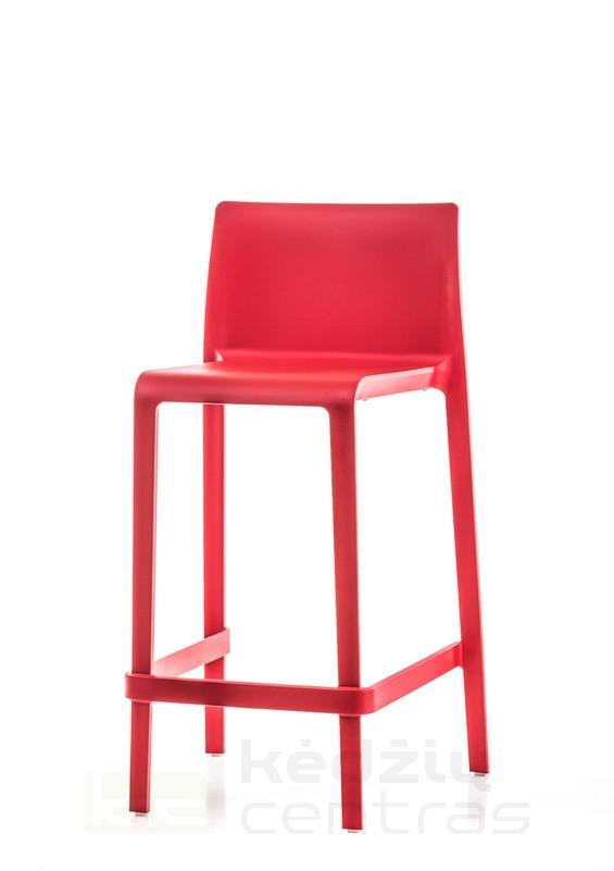 Pusbario kėdė VOLT-Raudona-0