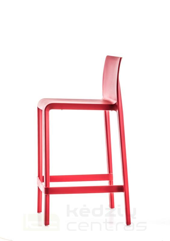 Pusbario kėdė VOLT-Raudona-6553
