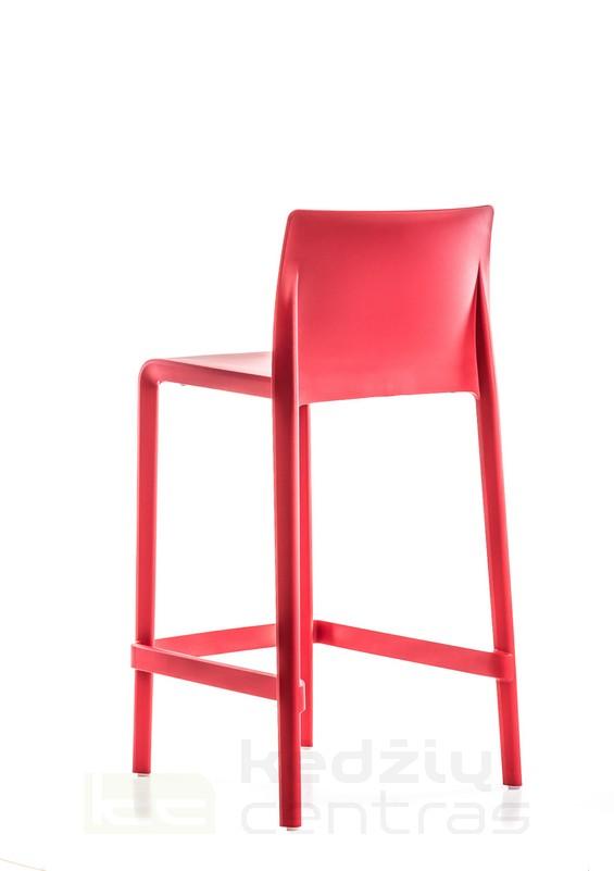 Pusbario kėdė VOLT-Raudona-6556