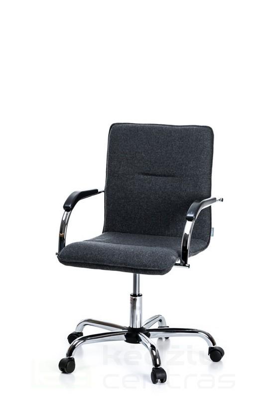 Biuro kėdė SAMBA GTP – Tamsiai Pilka C38-0