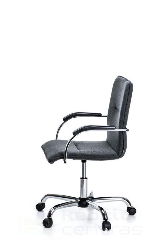 Biuro kėdė SAMBA GTP – Tamsiai Pilka C38-2649
