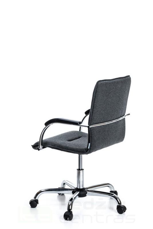 Biuro kėdė SAMBA GTP – Tamsiai Pilka C38-2651