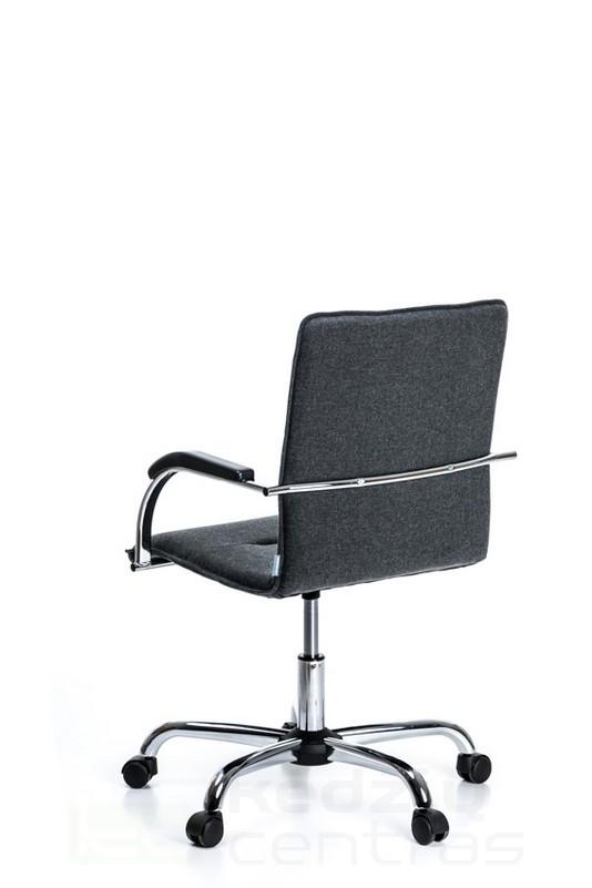 Biuro kėdė SAMBA GTP – Tamsiai Pilka C38-2652