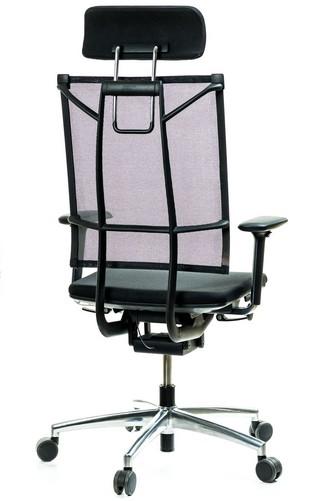 Vadovo kėdė SAIL GT 8 – Juoda YB009-4652