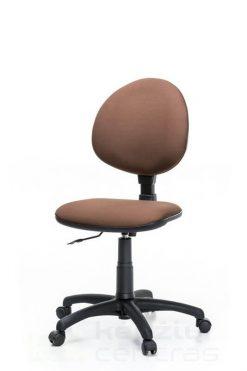 Praktiška ir nebrangi biuro kėdė Smart be porankių || Kėdžių centras || Biuro kėdės
