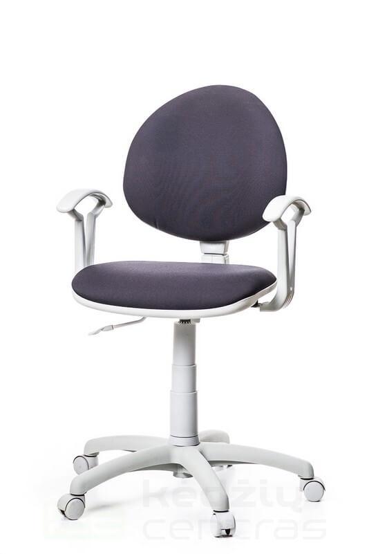 Nebrangi biuro kėdė Smart su porankiais || Biuro kėdės || Biuro baldai || Kėdžių centras