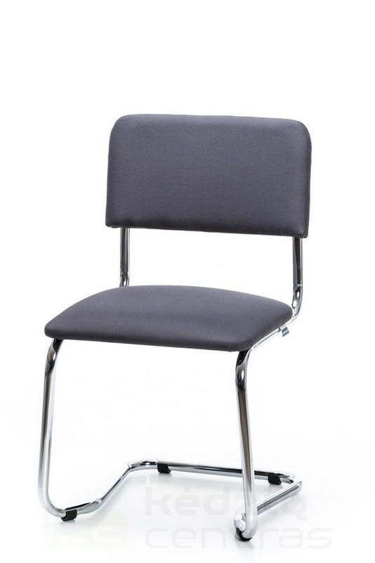Lankytojo kėdė SYLWIA – Tamsiai Pilka SM02-2552