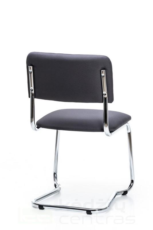 Lankytojo kėdė SYLWIA – Tamsiai Pilka SM02-2561