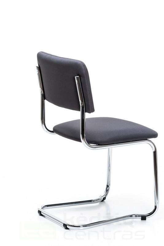 Lankytojo kėdė SYLWIA – Tamsiai Pilka SM02-2563