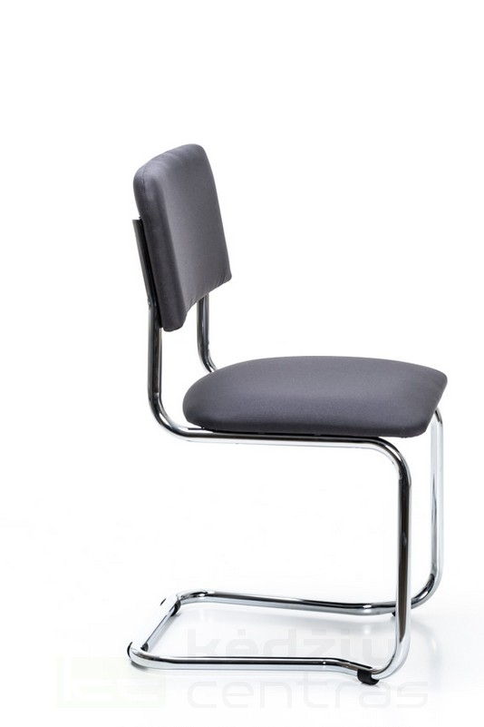 Lankytojo kėdė SYLWIA – Tamsiai Pilka SM02-2565