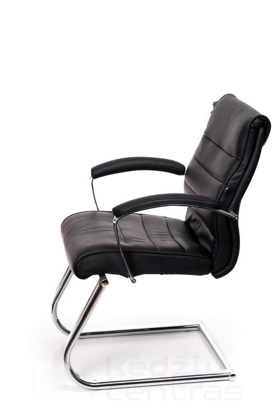 Lankytojo kėdė TD Lux 15 – Juoda A80-3046