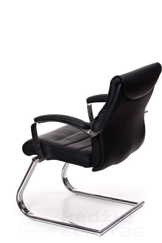 Lankytojo kėdė TD Lux 15 – Juoda A80-3048
