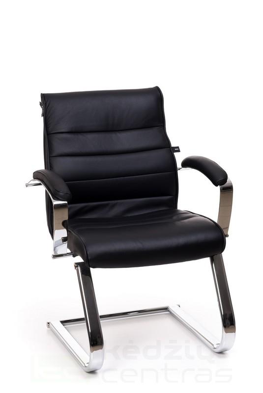 Lankytojo kėdė TD Lux 15 – Juoda A80-3059
