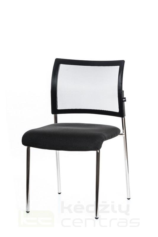 Lankytojo kėdė VISIT 10 – Juoda G20-0