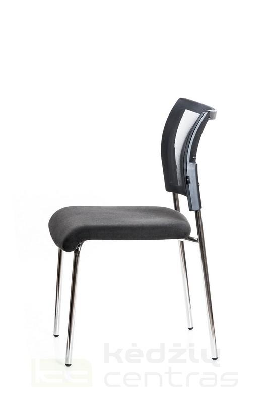 Lankytojo kėdė VISIT 10 – Juoda G20-4960
