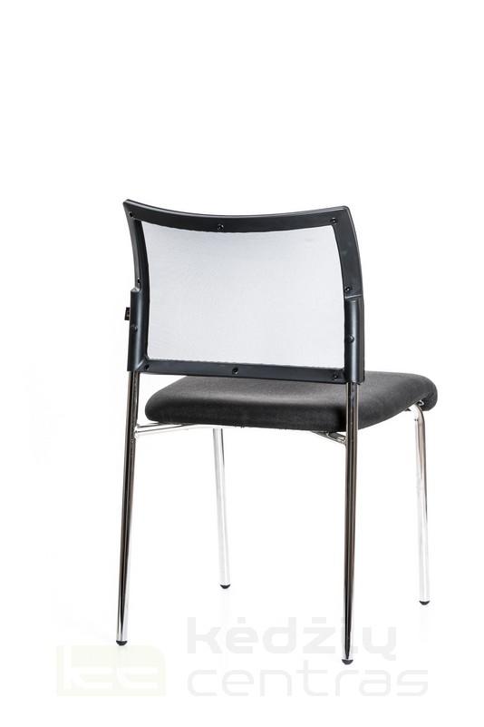 Lankytojo kėdė VISIT 10 – Juoda G20-4966