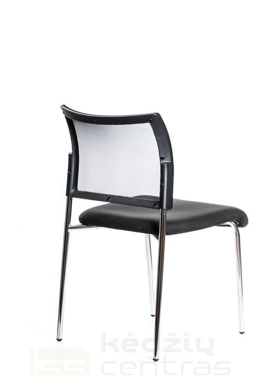 Lankytojo kėdė VISIT 10 – Juoda G20-4967