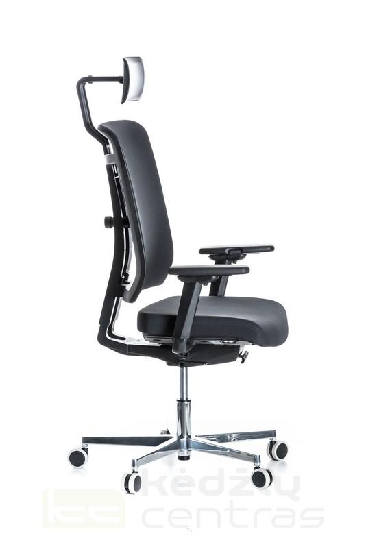 Ergonominė biuro kėdė su pogalviu || Aktyvaus sėdėjimo kėdė su Dondola || Egronomic office chair || Kėdžių centras