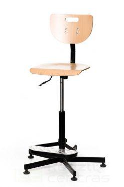 Speciali kėdė WEREK + FB su atrama kojom-0